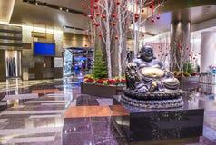 De Aria van Las Vegas Stock Afbeeldingen