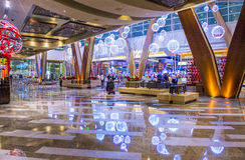 De Aria van Las Vegas Stock Foto