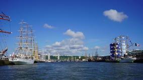 De Armada, Rouen, 2019, Frankrijk royalty-vrije stock afbeeldingen