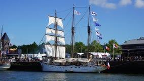 De Armada, Rouen, 2019, Frankrijk royalty-vrije stock foto