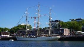 De Armada, Rouen, 2019, Frankrijk royalty-vrije stock foto's
