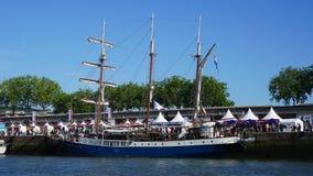 De Armada, Rouen, 2019, Frankrijk stock afbeelding