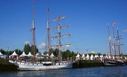 De Armada, Rouen, 2019, Frankrijk royalty-vrije stock fotografie