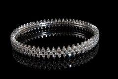 De armband van de diamant Royalty-vrije Stock Foto