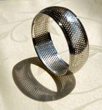 De armband van het metaal Royalty-vrije Stock Fotografie