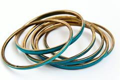 De armbanden van juwelen Stock Afbeelding