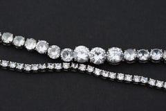 De armbanden van juwelen Royalty-vrije Stock Foto's