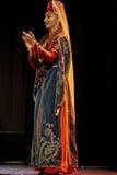 De Armeense Pedagogische Universitaire danser van de Staat Stock Afbeeldingen