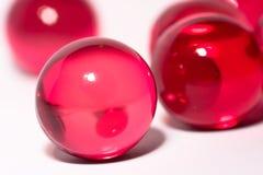 De aromatische ballen van het bad Royalty-vrije Stock Afbeeldingen
