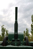 De artilleriekanon van het leger Royalty-vrije Stock Fotografie
