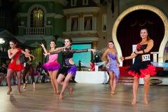 De artistieke Dans kent 2012-2013 toe Royalty-vrije Stock Fotografie