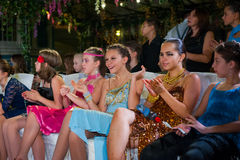 De artistieke Dans kent 2012-2013 toe Royalty-vrije Stock Foto