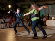 De artistieke Dans kent 2012-2013 toe Royalty-vrije Stock Afbeelding