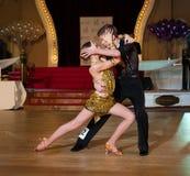 De artistieke Dans kent 2012-2013 toe Stock Foto