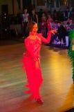 De artistieke Dans kent 2014-2015 toe Stock Fotografie