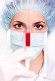 De arts van de vrouw Stock Foto