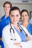 De artsen van het ziekenhuis Royalty-vrije Stock Fotografie