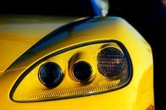 De Assemblage van de koplamp Royalty-vrije Stock Foto