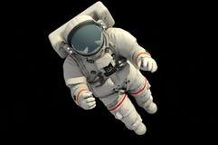 De astronaut vector illustratie
