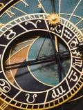 De Astronomische Klok van Praag Royalty-vrije Stock Afbeelding