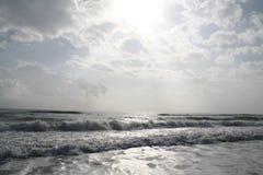 De Atlantische Oceaan Stock Foto's