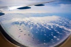 De Atlantische Oceaan Royalty-vrije Stock Afbeelding