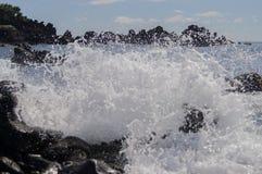 De Atlantische Oceaan Royalty-vrije Stock Foto's