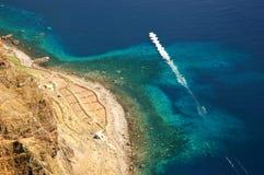 De Atlantische Oceaan Royalty-vrije Stock Afbeeldingen