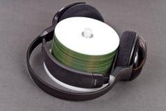 De audio Media van het Type stock foto