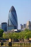 De augurk van Londen Stock Foto