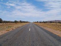 De australiska västra Mcdonnell områdena royaltyfri fotografi