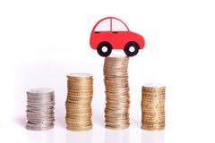 De auto industrie Stock Afbeeldingen