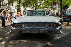 De auto Lincoln Continental Mk III van de ware grootteluxe Royalty-vrije Stock Afbeeldingen