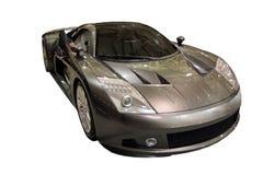 De Auto ME412 van het concept die over Wit wordt geïsoleerds royalty-vrije stock afbeelding