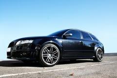 De Auto's van de luxe Stock Foto