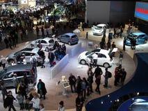 De auto's van Nissan Stock Foto's