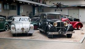 De auto's van Tatra Stock Afbeelding