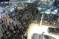 de auto-show Guangzhou van 2009 Royalty-vrije Stock Foto's