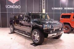 de auto-show Guangzhou van 2009 Royalty-vrije Stock Fotografie