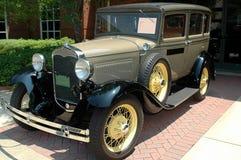 De auto toont Royalty-vrije Stock Afbeelding