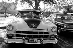 De auto toont Cadillac-Sc de V.S. van het mirtestrand Royalty-vrije Stock Afbeelding
