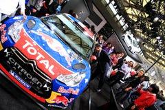 De auto toont, de AutoTop 2011 van Shanghai Royalty-vrije Stock Afbeelding