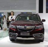 De auto van Acura mdx Stock Afbeeldingen
