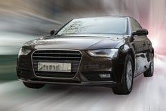 De auto van Audi A4 royalty-vrije stock afbeeldingen