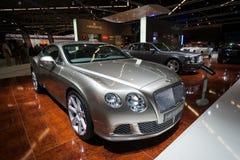 De auto van Bentley Continental GT Royalty-vrije Stock Foto