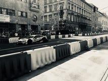 De auto van BMW DTM stock afbeeldingen