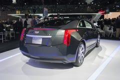 De auto van Cadillac ELR op vertoning Royalty-vrije Stock Foto