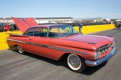 1959 de Auto van Chevy Impala SS Stock Afbeeldingen