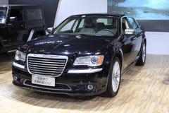 De auto van Chrysler 300c Stock Foto