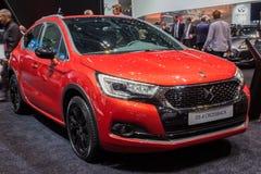 De auto van Citroën DS4 Crossback Stock Afbeelding